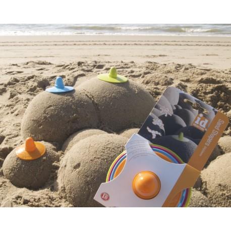 Pala para crear esferas de arena Sand Shapers