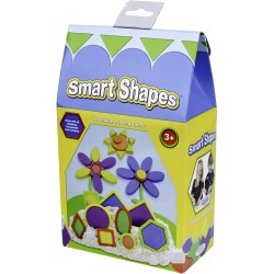 Moldes formas geométricas para plastilina mágica Mad Mattr