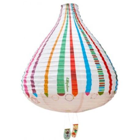 Lámpara de circo