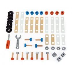 Kit de 50 piezas para construcción