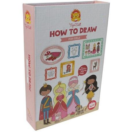 Cómo dibujar princesas