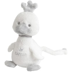 Patito de peluche musical blanco (Duckling Musical)