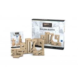 Bloques de construcción matemáticos de 43 piezas SumBlox