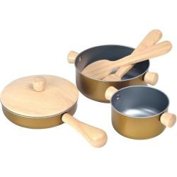 Cacharritos de cocina de madera