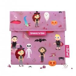 Porta snacks Snack'n'Go Kids Fantasy (rosa)