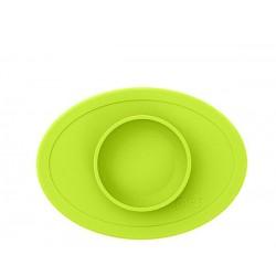 Vajilla infantil de silicona Tiny Bowl lima