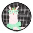 Manta de juegos 3 en 1 Play & Go Soft Llama