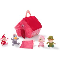 Casa de la abuelita de Caperucita Roja (Little red riding hood house)
